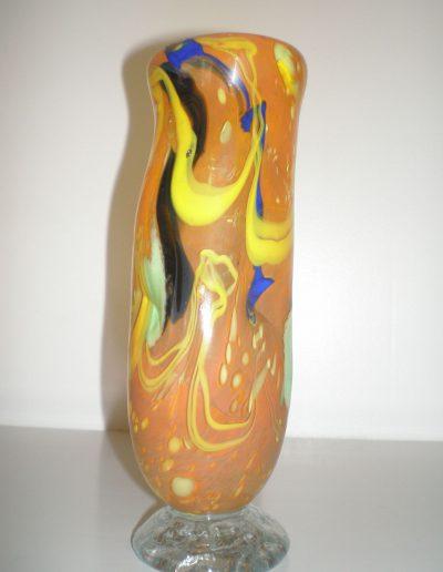 vase en verre soufflé 04